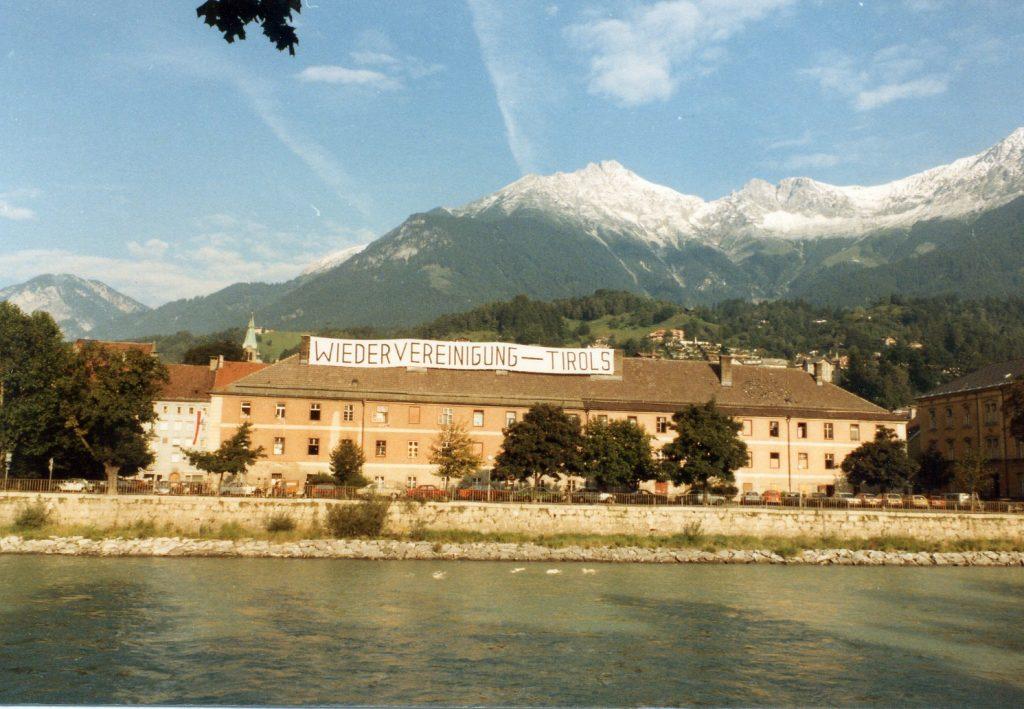 Wiedervereinigung Tirols