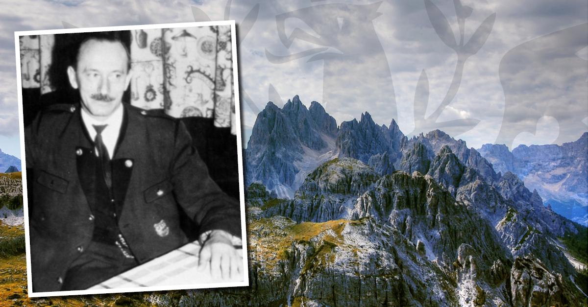 Ein furchtloser Streiter für Südtirol: Richard von Helly